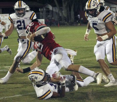 Tigers are 7-0 after 42-0 shutout of Hollis Christian